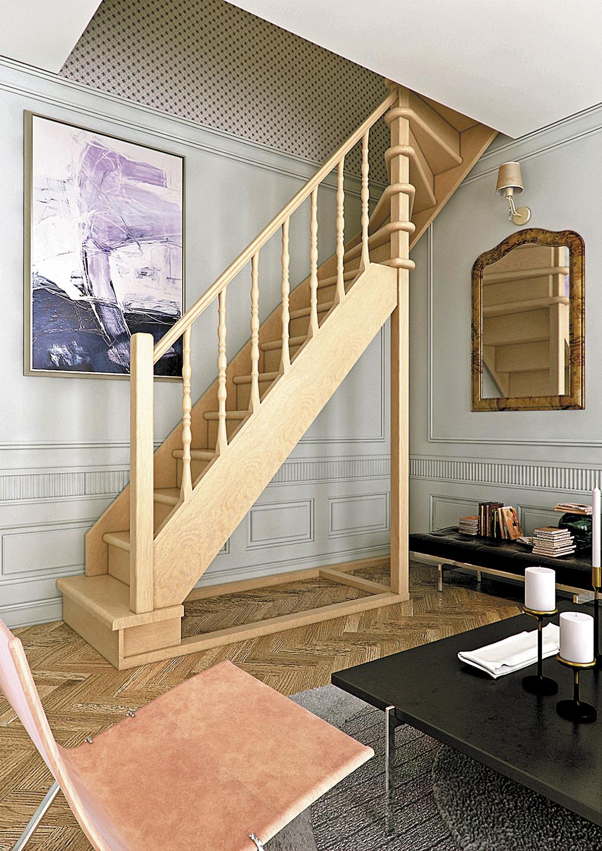 дизайн деревянных лестниц в частном доме фото есть, скиньте